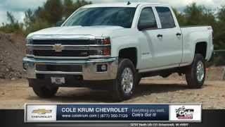 2015 Chevy Silverado 2500HD Review - Kalamazoo, Michigan area - Walkaround
