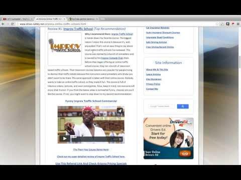 Arizona Online Traffic School Reviews