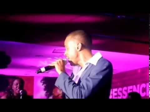 Round and Round (LIVE) Tevin Campbell  .....Essence Music Festival 2014