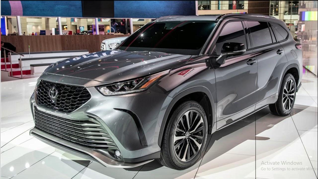 2021 Toyota Highlander XSE Sport Utility Vehicle Chicago ...