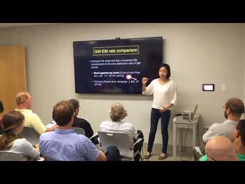 BHI Colloquium   September 26, 2017: Hsin-Yu Chen   Andrew Hamilton