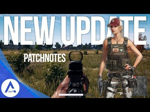 PUBG Xbox: Weekly Update #5 Patch Notes - Hold for ADS, Pistol Changes, Massive Glitch Fix & More!