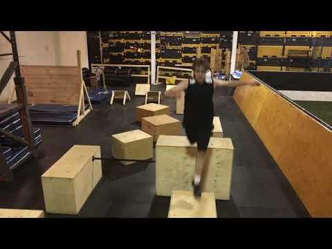 Live Training From Inside the Ninja Gym