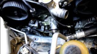 2000 Mazda Millenia DIY timing belt replacement