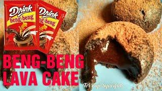 BENG-BENG LAVA CAKE KUKUS MUDAH DAN EKONOMIS ANTI GAGAL !!