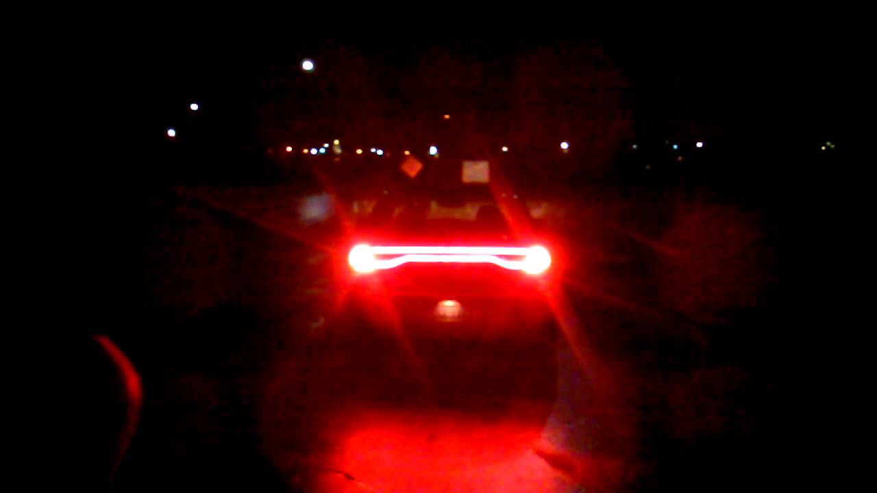 Dodge Charger Tail Lights >> 2013 Dodge Dart generation 2 racetrack tail lights - YouTube