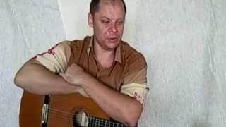 Испанская гитара фламенко. Урок 5. (Не Дидюля)