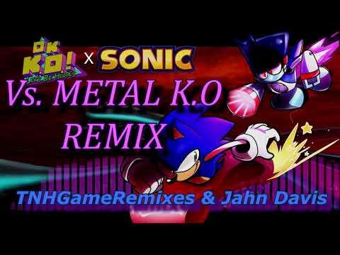 Sonic   OK K O Remix) Metal K O's Theme [Ft  JAHN DAVIS]   from OK