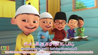 Video Ya Asyiqol Musthofa Versi Upin Ipin, Lirik + Arti / Terjemah, Lagu Anak Muslim Muslimah Indonesia download MP3, 3GP, MP4, WEBM, AVI, FLV September 2018