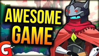 AWESOME GAME! - Hyper Light Drifter Gameplay!