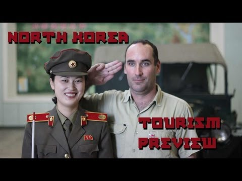 North Korea - Visiting as a Tourist,  Part Two