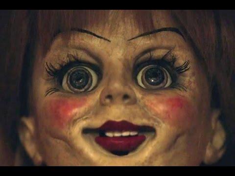 Llega el espeluznante tráiler de Annabelle