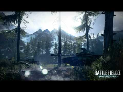 Battlefield 3: Alborz Mountains Loading Screen