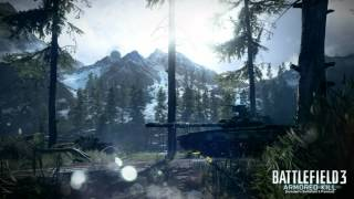 Battlefield 3: Alborz Mountains Loading Screen