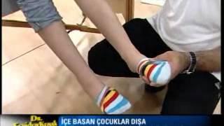 Dr. Feridun Kunak Show 25 Temmuz B8(Çocuklar için Bacak Ve Ayak Gelişimindeki Problemler)