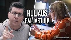 Näin härskisti suomalaisille valehdeltiin maskeista - eroa, ministeri Pekonen!