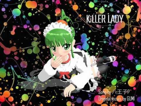 KiLLER LADY Cover- Iku Acme [阿久女イク]