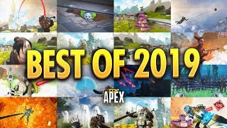 Best of Top Apex Plays 2019 (Apex Legends WTF & Funny Moments)