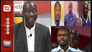 Dame Mbodj dénonce l'arrestation de Clédor et Assane Diouf puis défie Me Diouf:\