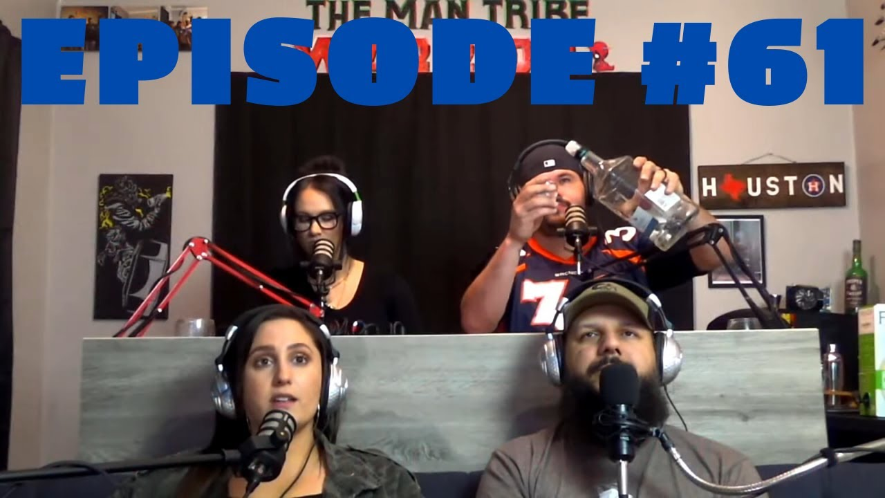 Download The Man Tribe Podcast - Ep. #61