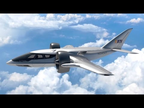 XTI Trifan 600: The Future of Personal Aviation? - First Look