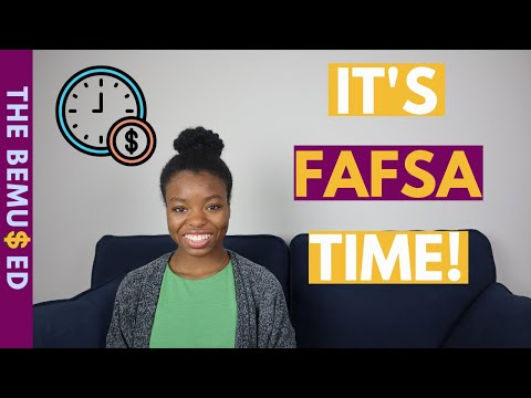 Maximizing Federal Financial Aid for College Students | FAFSA Tips