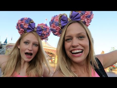 Walt Disney World Vacation September 2016: Day 1 Pt 1 - First ones at Magic Kingdom!