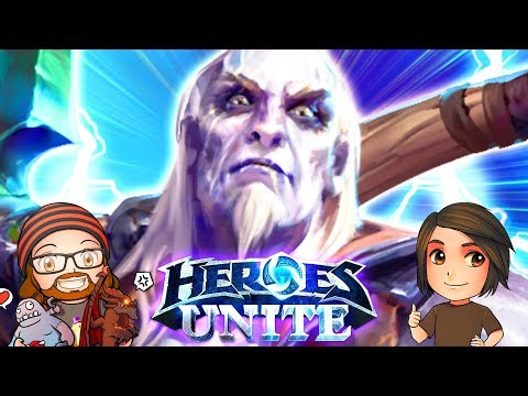 Heroes Unite: Xul Rework | Heroes of the Storm | MFPallytime, ggMarche & Trikslyr