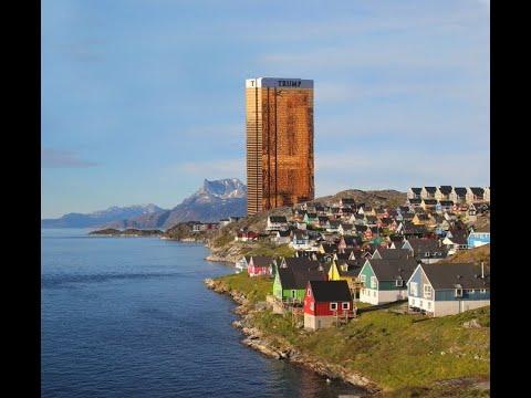 Покупка США у Дании острова Гренландия. Открыли окно Овертона?