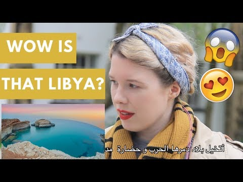 WHAT MANCHESTER STUDENTS THINK OF LIBYA?