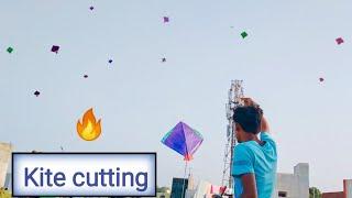 Kite cutting tricks for Uttarayan 2021 !! Kite fighting !! Kites volg !!