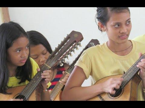 Dimiao Rondalla Group * Sarung Banggi * Bohol * Philippine Folk Music