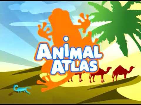 Habitats Animal Atlas