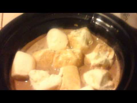 Slow Cooker Mexican Hot Cocoa