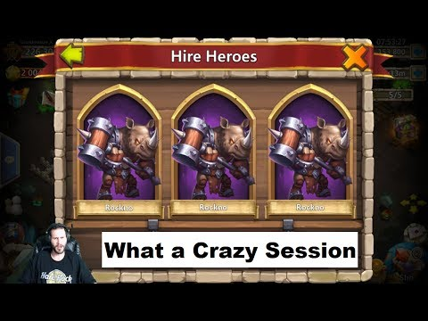 150,000 Gems For Mechtessa CRAZY Session W0W Castle Clash