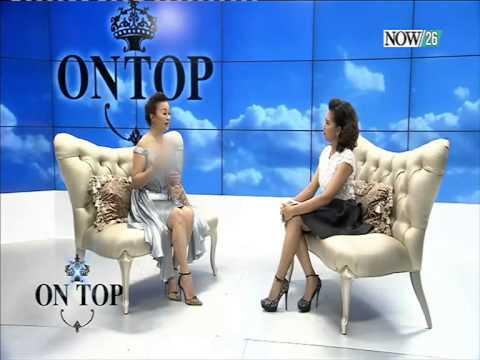 เจนนิเฟอร์ คิ้ม' ดีวาส์ On Top เมืองไทย @ NOW26 TV