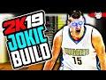 YOU SLEPT ON THIS BIG MAN BUILD IN NBA 2K19! BEST CENTER BUILD NIKOLA JOKIC ARCHETYPE