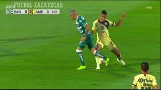 Santos vs America 2018