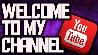 Welcome To My Beautiful Channel!!!