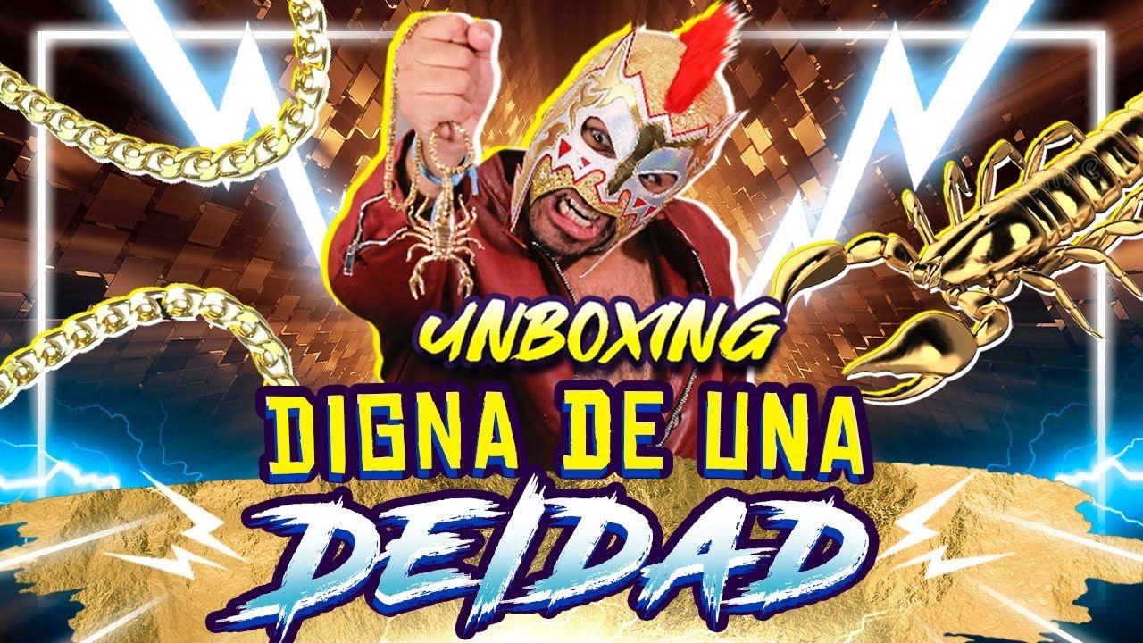 Me llegó una joya: ESCORPIÓN DORADO CHAPADO EN ORO #Unboxing