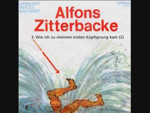 Alfons Zitterbacke - Wie ich zu meinem ersten Kopfsprung kam (3b/7)