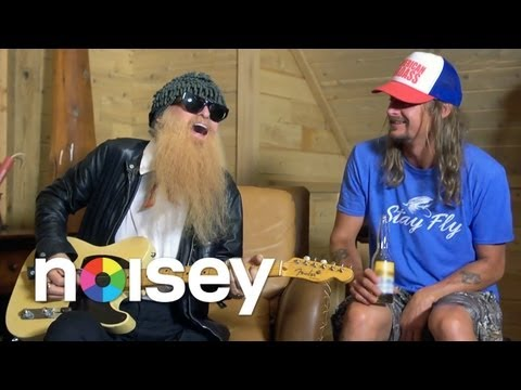 ZZ Top's Billy Gibbons ft. Kid Rock - Guitar Moves - Episode 12