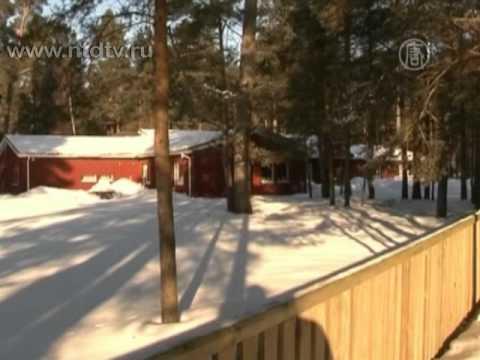 Эстония оплакивает жертв пожара в детском доме