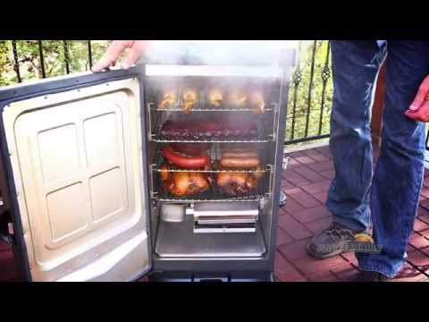 """Masterbuilt 30"""" Electric Smoker without window: Features and Benefits"""