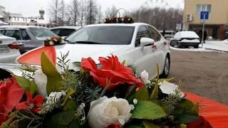 Зимняя свадьба в Иваново.