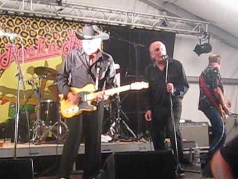Crazy Cavan & The Rhythm Rockers - Lonesome Baby Blues