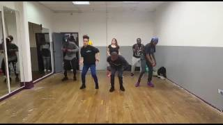 Davido Ft Tinashe - How Long | HomeBros Afrobeats Choreography