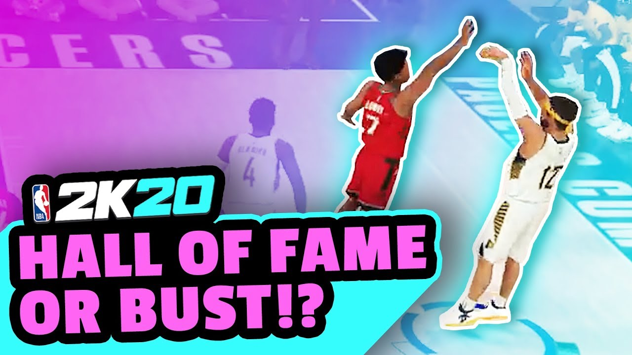 IS STEADY SHOOTER WORTH IT??? - 2K20 SHOOTING BADGES - YouTube