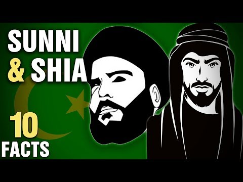 10 Differences and Similarities Between SHIA and SUNNI Muslims