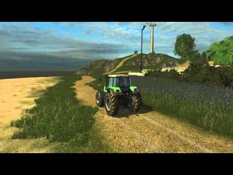 Lots Of Work Making This One (Churn Farm Map 2015)